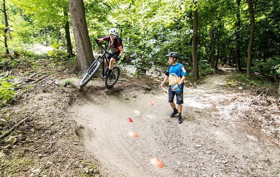 bike trening