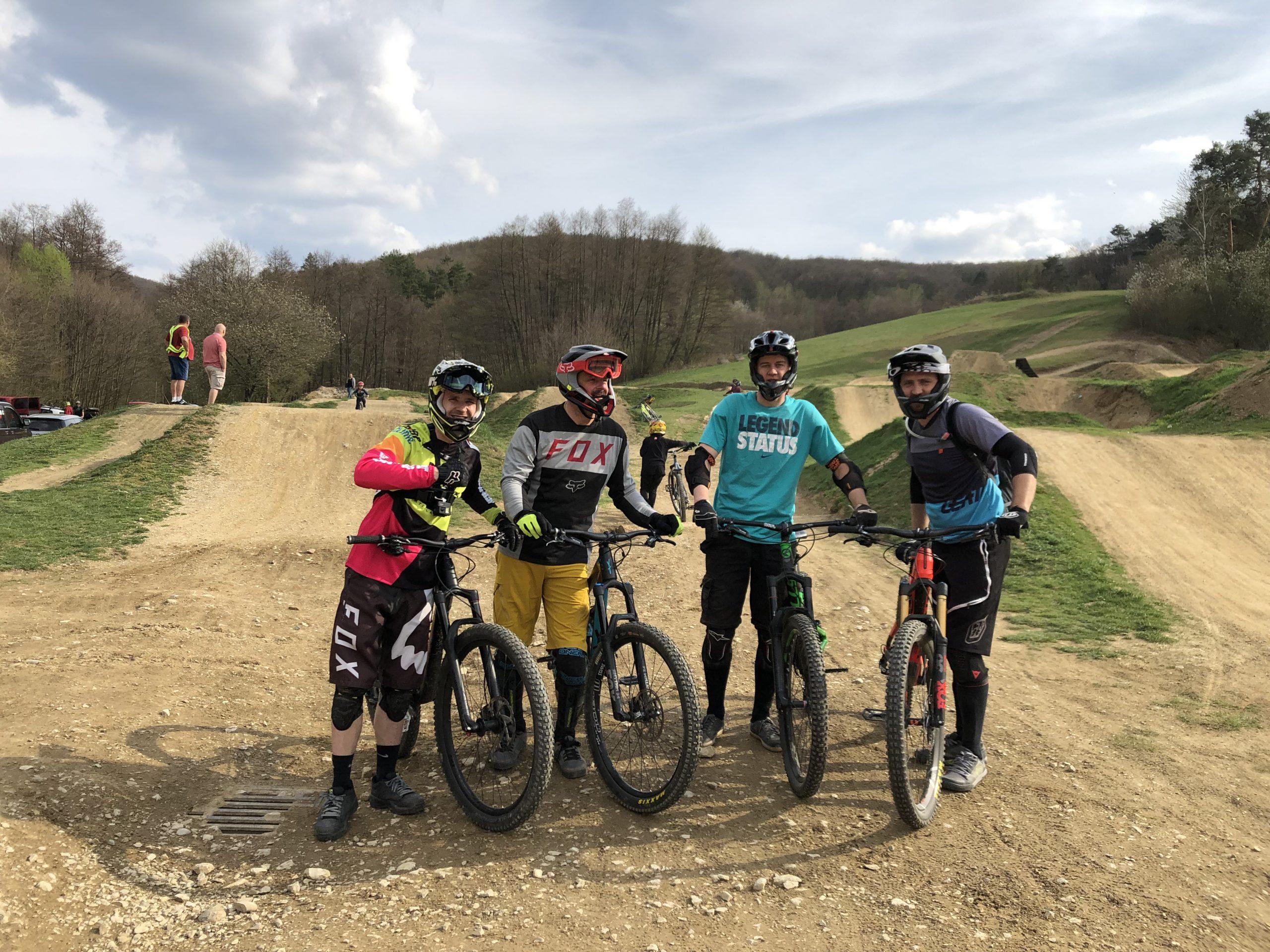 Prvý bikepark tréning 2019 úspešne za nami